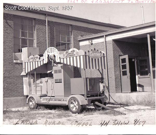 scott temp cool wagon